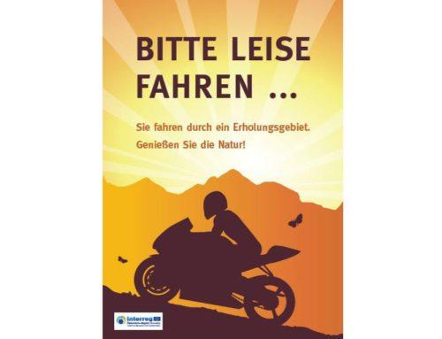Studie zum Motorradlärm im Außerfern