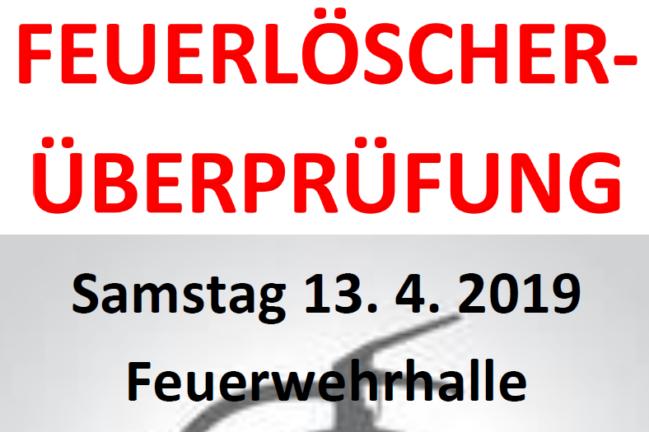 Feuerloescher-Info