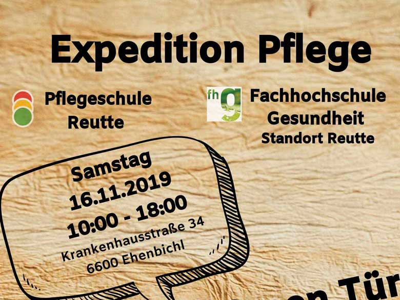 Expedition Pflege