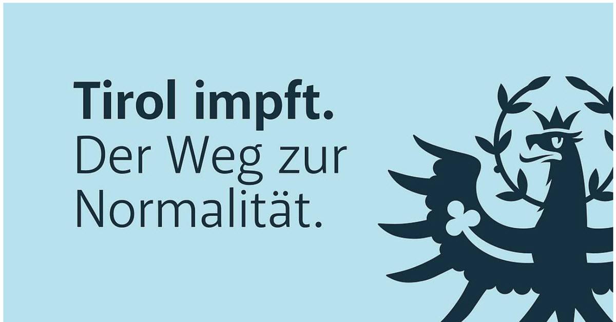 Tirol impft. Impfstraße Reutte
